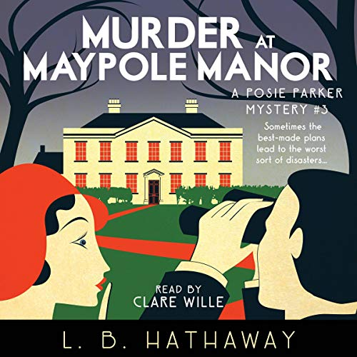Murder at Maypole Manor cover art
