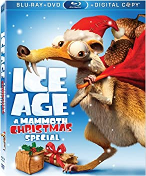 Ice Age  A Mammoth Christmas Special  Blu-ray/DVD Combo + Digital Copy
