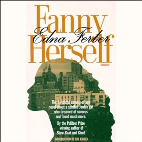 Fanny Herself audiobook cover art