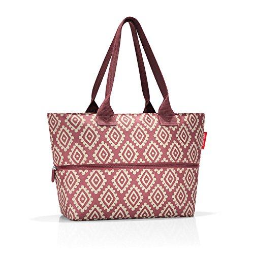 shopper e1 50 x 26,5 x 16,5 cm 50 x 35 x 16,5 cm expanded diamonds rouge