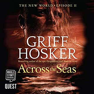 Across the Seas audiobook cover art