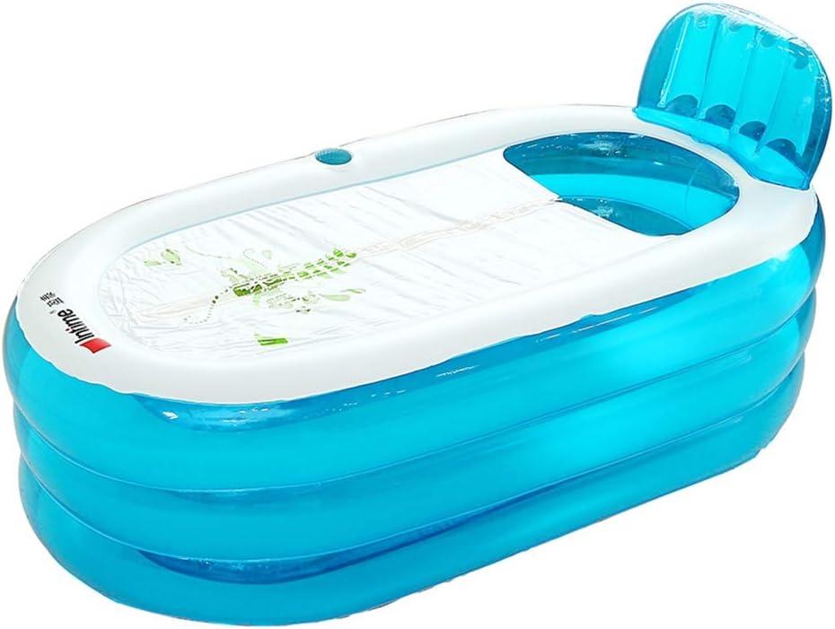 ZHANYI Inflatable Bathtub Thickened Adult Max 77% OFF SPA Folding Tub Bu Trust