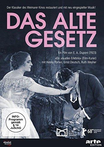 Das alte Gesetz [Alemania] [DVD]
