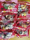 劇場版ガールズ パンツァー オリジナル指人形 全8種セット サークルKサンクス限定 ガルパン