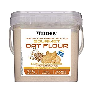 Weider Gourmet Oat Flour - 1,9 kg Arroz con Leche