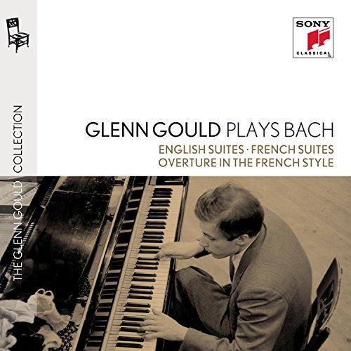 Glenn Gould Collection Vol.3 - Glenn Gould plays Bach: Englische Suiten BWV 806-811, Französische Suiten BWV 812-817, Partita h-Moll BWV 831