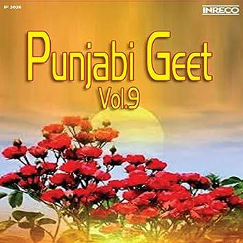 Punjabi Geet Vol 9