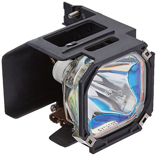 Compatible Mitsubishi WD-62526 TV Replacement Lamp with Housing