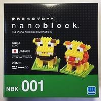 nanoblock シーサー SHISA 220ピース 株式会社カワダ