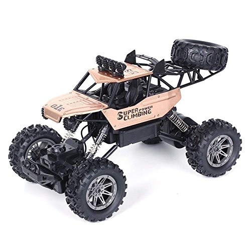 Buy Bargain Woote Kids RC Car Birthday Present Oversized Wireless Remote-Control Off-Road Vehicle Al...