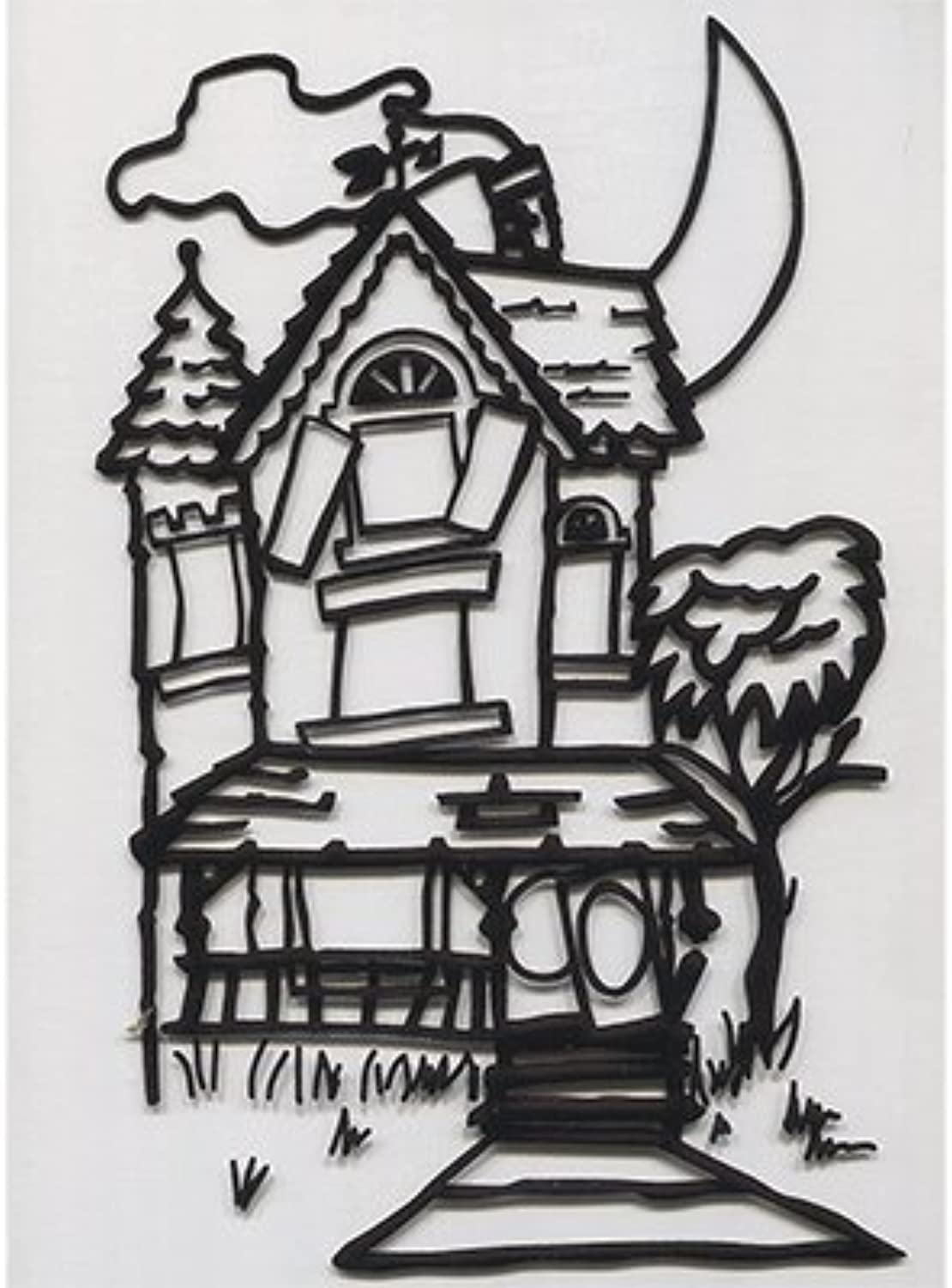 Murphys Instant Art Insert (Haunted House) by Ickle Pickle Magic - Trick B00HYZS3LW Professionelles Design    |  Neuer Markt