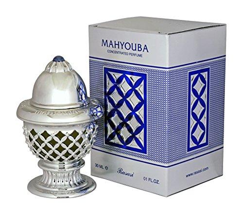 Mahyouba - Alcohol Free Arabic Perfume Oil Fragrance for Men and Women (Unisex) by Rasasi