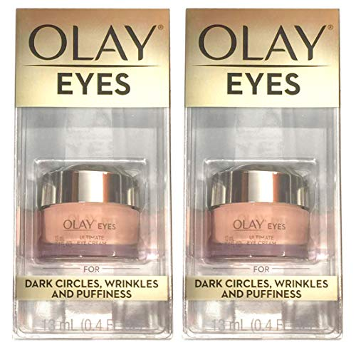 0lay Eyes Ultimate Eye Cream For Dark Circles, Wrinkles and Puffiness - 0.4 Fl. Oz. (13 ml)