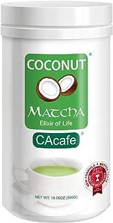 cocafe Coconut Matcha 19.05 oz