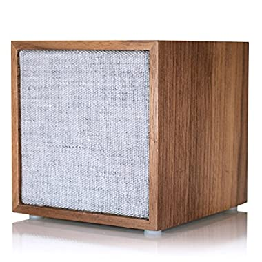 Tivoli Audio CUBE Wireless Speaker (Walnut)