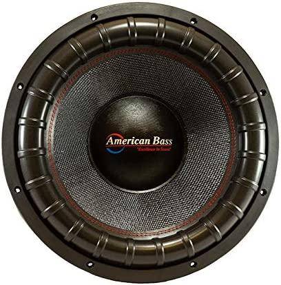 American Bass Godfather 1522 15 Subwoofer 6000 Watts MAX product image