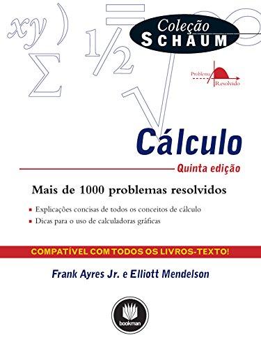 Cálculo (Coleção Schaum)