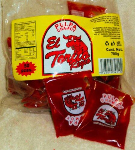 El Torito Regio Pulpitas De Chamoy Dulces Mexicanos Pulp Salted Candy...