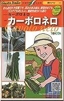 黒キャベツ 種子 カーボロネロ 40粒 キャベツ