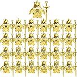 LINANNAN 75PCS Casco, Armadura y Armas Personalizadas para Las Minifiguras de Caballero Soldiers Swat Team, Compatible con Lego