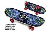 Odg S.R.L Kinder Skateboard Piccolo