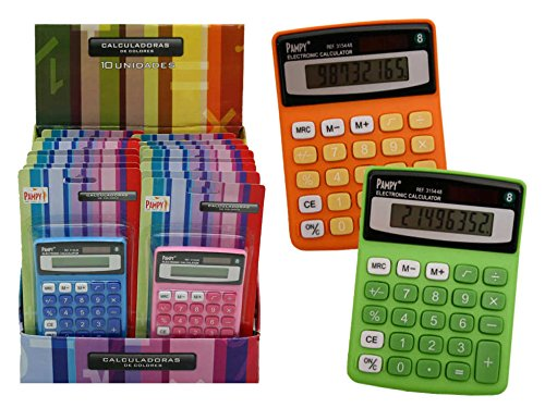 Poessa Pampy - Calculadora