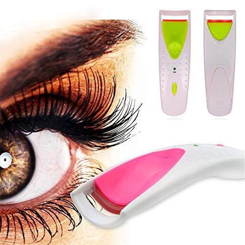 Vovotrade® Bigoudis Cils Électriques Automatiques Longue Durée Vie pour Les Cils Electric Automatic Long Lasting Heated Eyelash Eye Lashes Curler (Random)