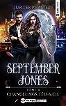 September Jones, tome 4 : Changelings, fées et cie par Phaeton