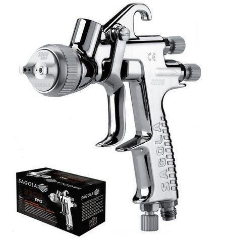 Sagola 10141542 - Pistola 3300 pro 1.30[evo] caja