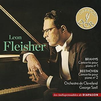 Brahms: Concerto pour piano No. 1 - Beethoven: Concerto pour piano No. 2 (Les indispensables de Diapason)