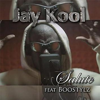 Salute (feat. Boostylz)