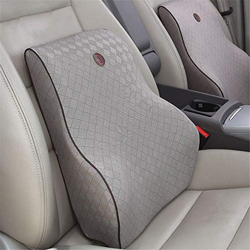 Back Cushion For Best Lower Back Support Seat Cushion Comfort Natural Latex Orthopedic Chair Pillow Back Pain Relief Sciatica Tailbone Pain Back Support Seat Cushion Office Car Sitting Pregnancy Trave