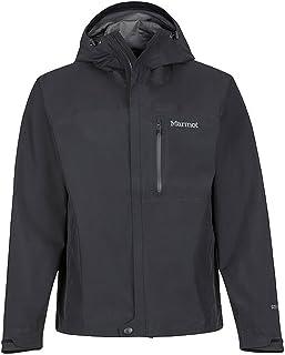 Men's Minimalist Lightweight Waterproof Rain Jacket