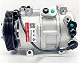 GOWE DVE9 - Compresor de aire AC para Hyundai i20 1.2L 2014 2015 2016 2017 2018 2019 97701C7000...