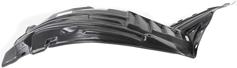Splash Shield Front Right Side Fender Liner Plastic Front Section for Nissan 350Z 03-05