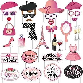 Best paris photo booth props Reviews