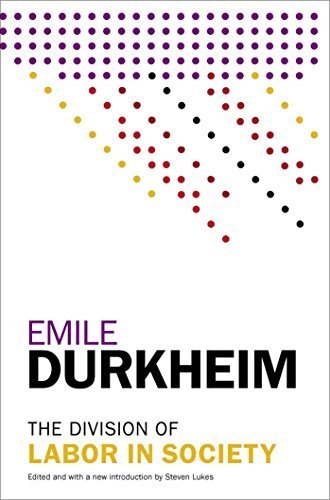 The Division of Labor in Society by Emile Durkheim (2014-02-25)の詳細を見る