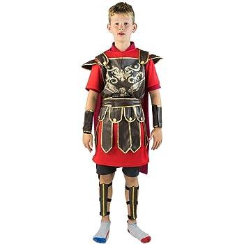 Bodysocks® Disfraz de Gladiador para Niños: Amazon.es: Juguetes y ...