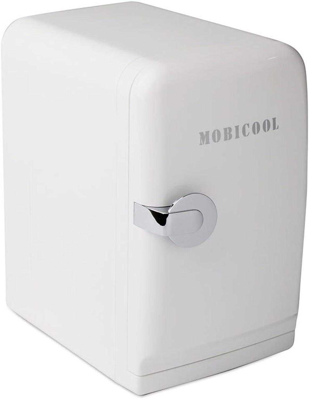 saludable PIGE PIGE PIGE Refrigerador Dual del Coche 5L Mini Mini refrigerador casero pequeño hogar del refrigerador y Uso Dual casero del refrigerador (Color   blancoo)  calidad oficial