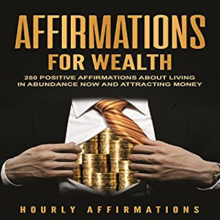 Affirmations for Wealth cover art
