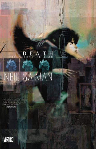 Death: The Deluxe Edition (Death: The High Cost of Living) (English Edition)