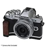 Fotodiox Pro, Deluxe All Metal Black Camera Hand Grip for Olympus OM-D E M10Mark III Mirrorless...