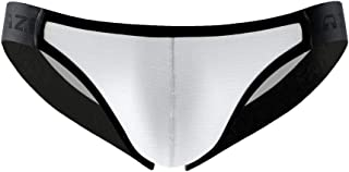 Thong Briefs Natural Washed Breathable Sexy Underwear