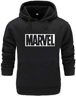 HOSD Nuevo 2019 Otoño Sudaderas Hombres Marvel