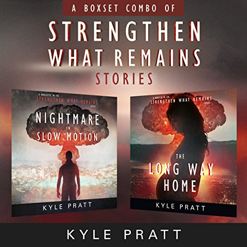 Strengthen What Remains Stories audiobook cover art