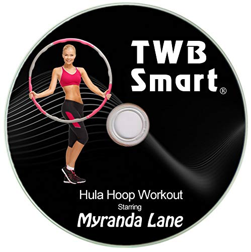 TWB Smart - Fat Burning Weighted Hula Hoop Fitness Training DVD
