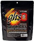 ghs GBXL5PACK - Juego de cuerdas para guitarra