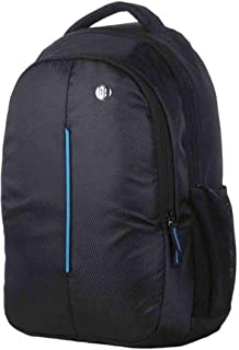 Singh Traders Store 15.6 inch Expandable Waterproof Laptop Backpack 20 L Backpack(Black & Blue)