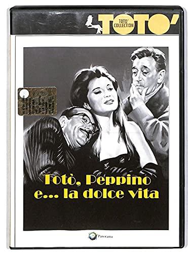 EBOND Toto, Peppino E... La Dolce Vita Toto Collection DVD Editoriale