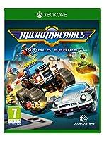 Micro Machines: World Series (Xbox One) (輸入版)